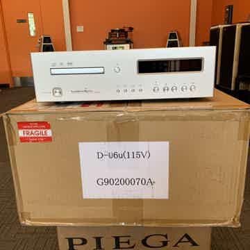 Luxman D-06u SACD / CD Player