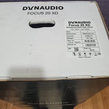 Dynaudio Focus 20XD