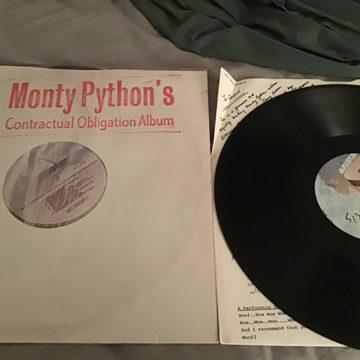 Monty Python  Monty Python's Contractual Obligation Album