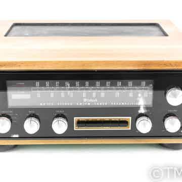McIntosh MX113 Vintage AM / FM Tuner / Preamplifier