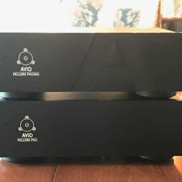 Avid Pellere 2 Piece Phono - Mint- Final Price drop.
