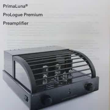 PrimaLuna Prologue Premium Preamplifier