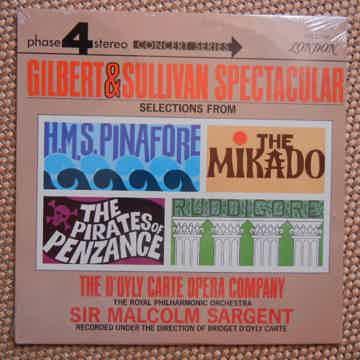 SEALED Gilbert & Sullivan - Gilbert & Sulivan Spectacul...