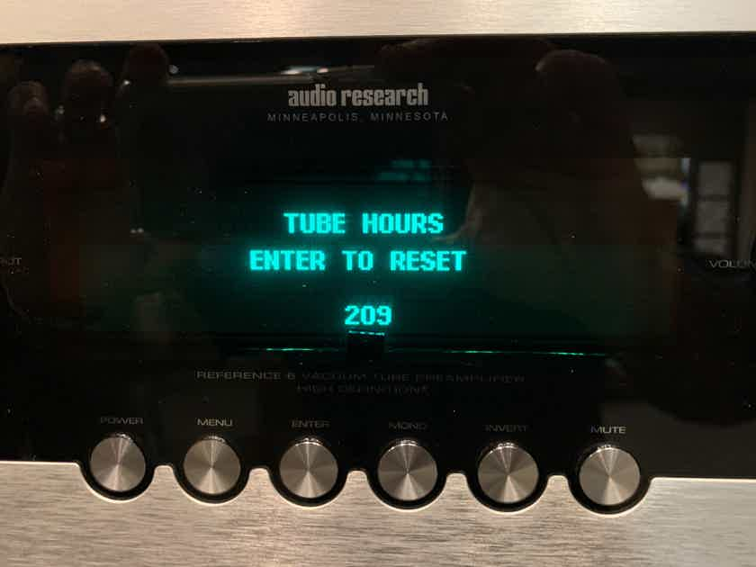 Audio Research Reference 6 SE