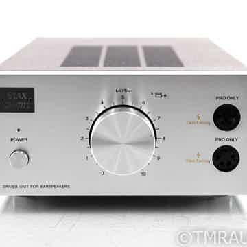 SRM-727 II Electrostatic Headphone Amplifier