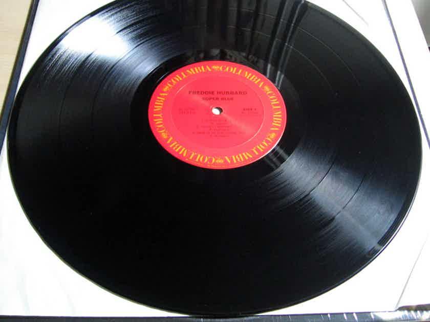 Freddie Hubbard - Super Blue NM 1978 Vinyl LP Columbia JC 35386