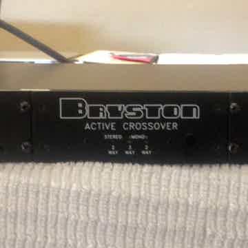 Bryston 10B-LR (balanced)