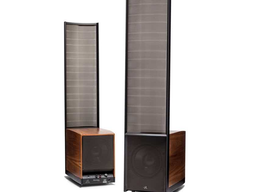 Martin Logan ESL 15A -Gloss Black MINT
