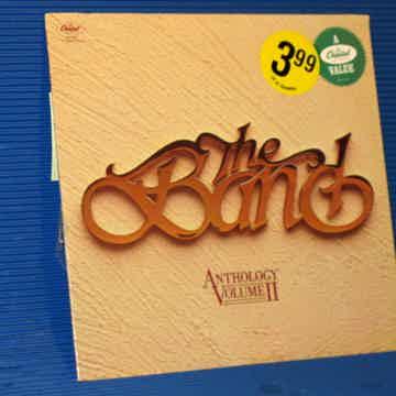 """THE BAND   - """"Anthology Volume II"""" -  Capitol 1982 SEALED!"""