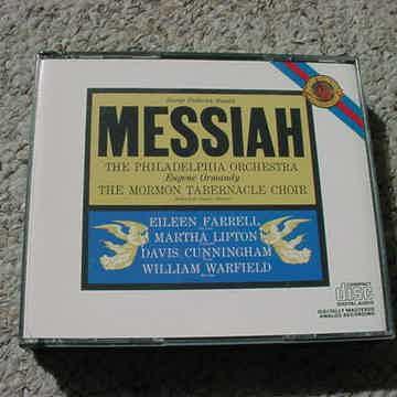 Messiah Eugene Ormandy Farrell Lipton