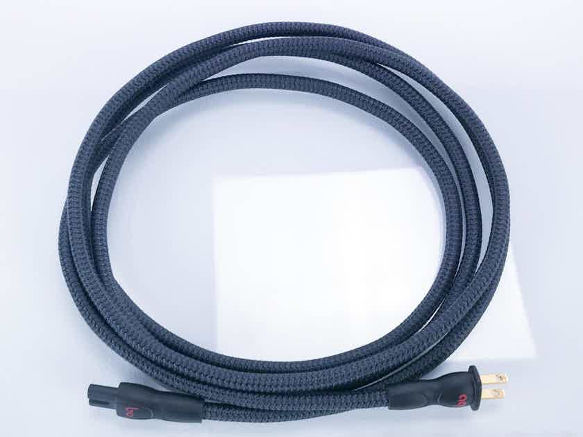 """Audioquest NRG-X2 """"Hourglass"""" C7 Power Cable; 2-pole; 3m AC Cord (17375)"""