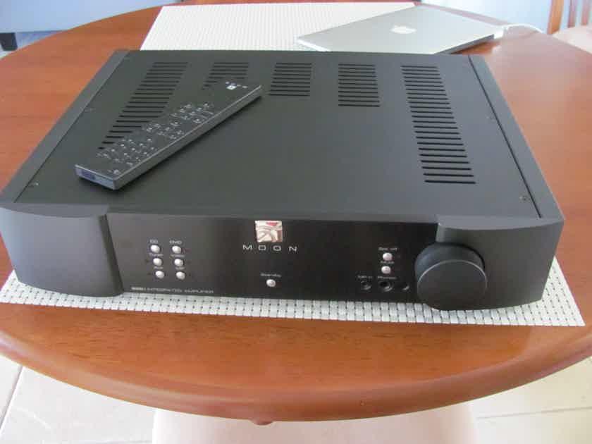 Simaudio Moon 250i Integrated Amp (Black)