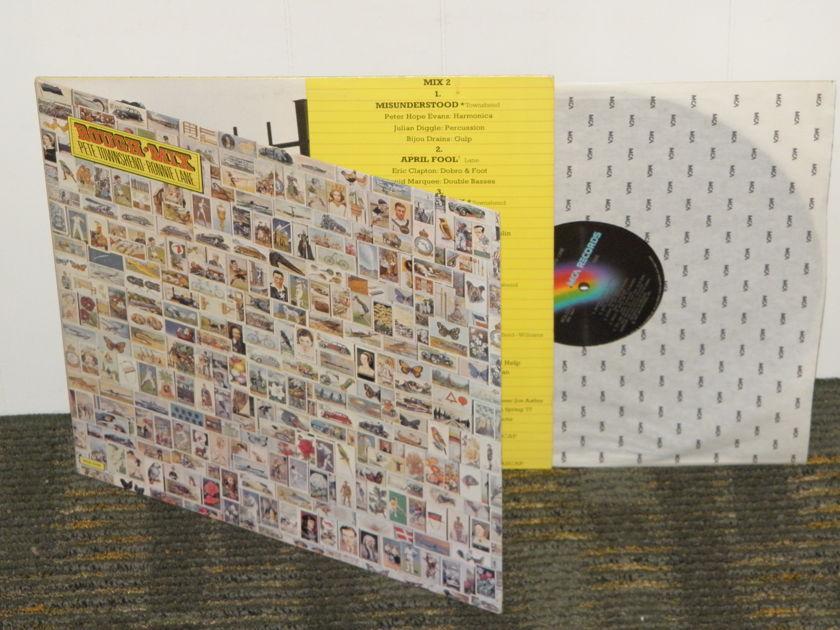 "Pete Townshend/Ronnnie Lane - ""Rough Mix"" GATEFOLD COVER 1st press MCA 2295"