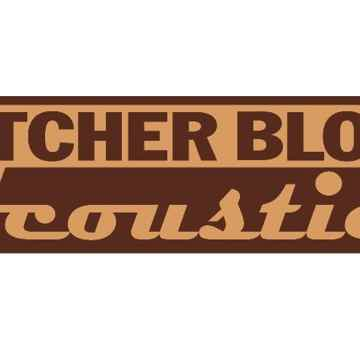 Butcher Block Acoustics RR4AA3618