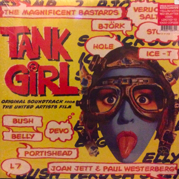 Original Soundtrack from The United Artists Film  Tank Girl