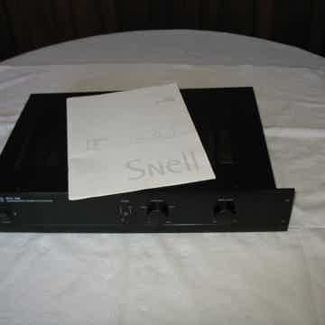 Snell Acoustics  SPA-200 Subwoofer Amplifier Black