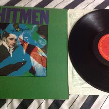 The Hitmen - Torn Together Columbia Records CX Encoded ...