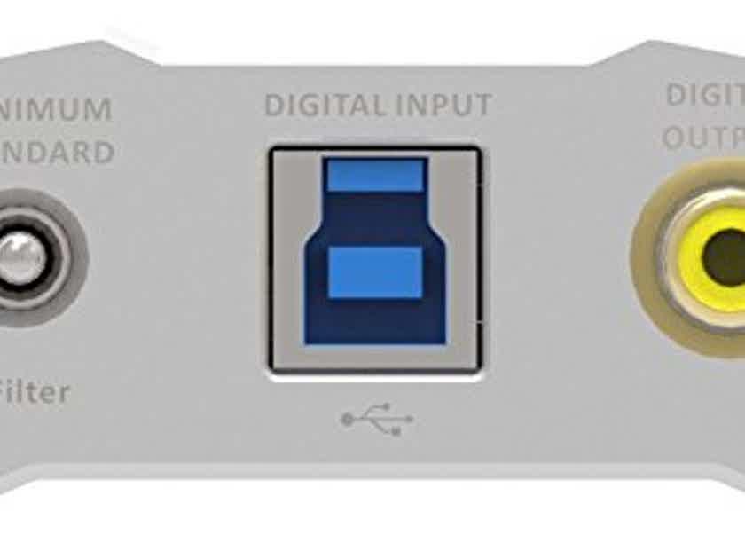 Ifi Audio iDSD nano HD DAC and Headphone Amp Combo