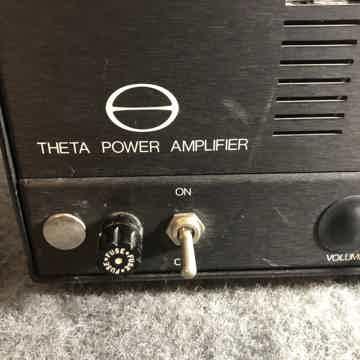 Theta Power Amplifier