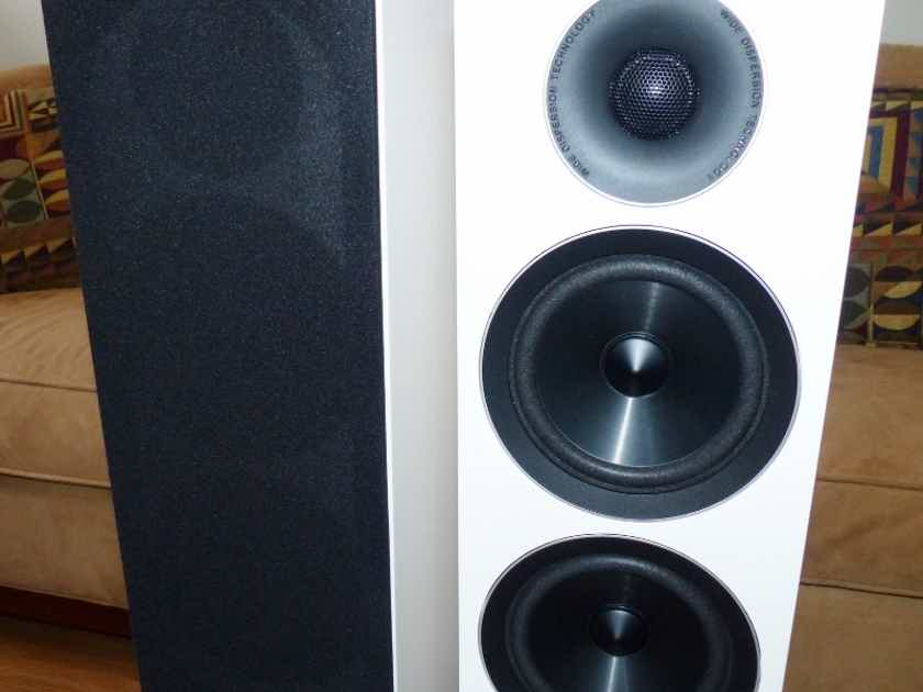 Acoustic Energy AE 309 PRICE DROP White, Elegant Sound and Appearance price drop