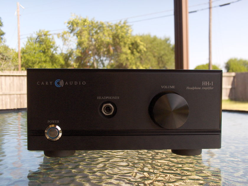 CARY AUDIO HH-1  HEADPHONE AMPLIFIER