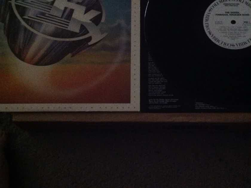 DFK - DFK  Columbia Records White Label Promo Vinyl LP NM