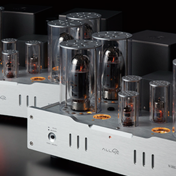 Allnic Audio M-3000 MK2 Monoblock Amplifiers - DEMO - MINT