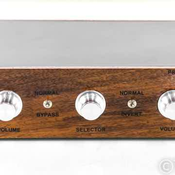 Reference TVC Passive Stereo Preamplifier