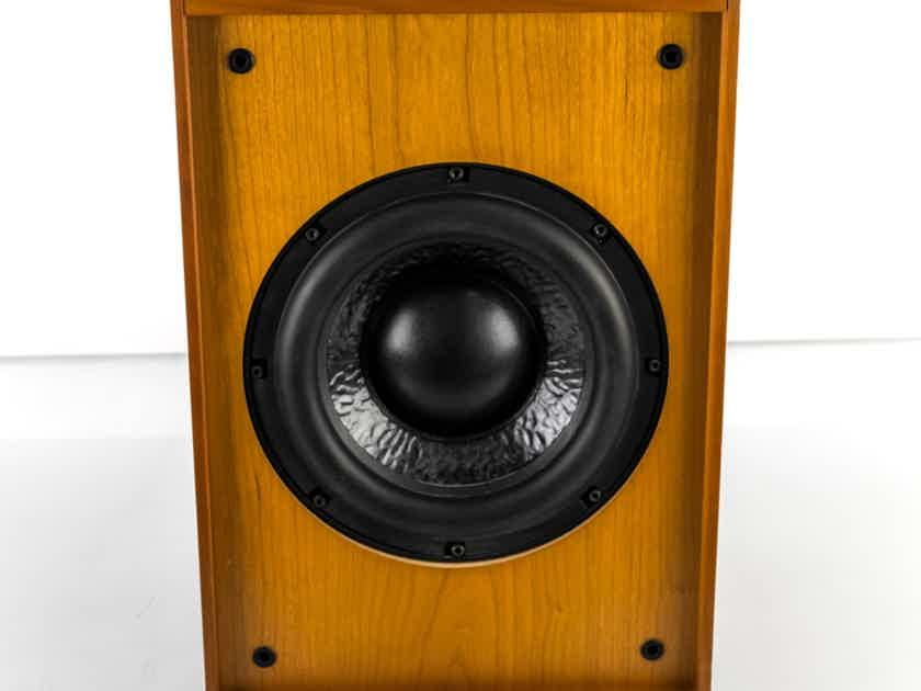 "REL Acoustics Britannia B2 10"" Powered Subwoofer; Natural Oak (19487)"
