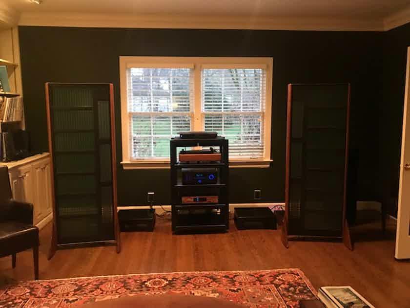 King Sound King III Full Range Electrostatic Speaker Great condition