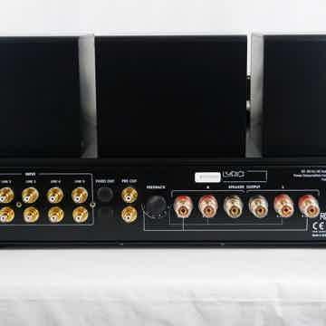 Lyric Audio Ti200 with KT120 tubes