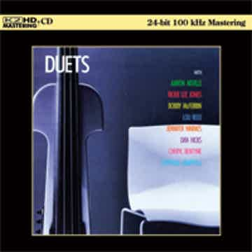 Rob Wasserman  Duets K2 HD Import CD