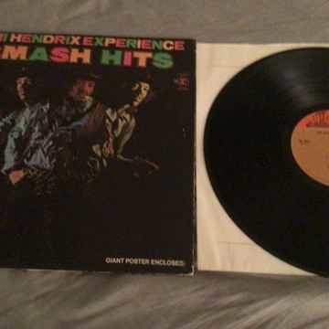 Jimi Hendrix Experience Stampers 1A/1E Reprise Records ...