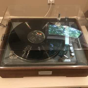 Elac - Benjamin Miracord - Miracord 10 Automatic Turntable