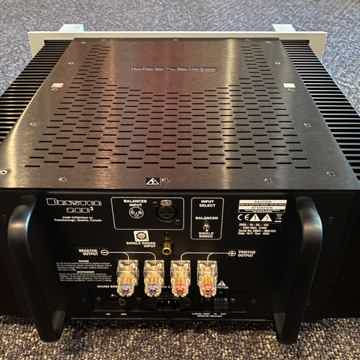Bryston 28-3 Cubed top current Reference 1000 watts to 8 ohms