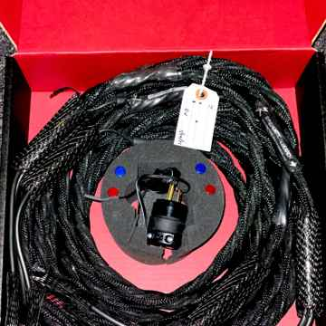 Synergistic Research Atmosphire UEF Level 4 Long 20' New pair !