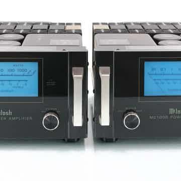 MC 1000 Mono Power Amplifier