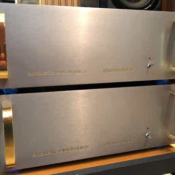 Photon 6000 Monoblock Amplifiers - Super Rare and Powerful