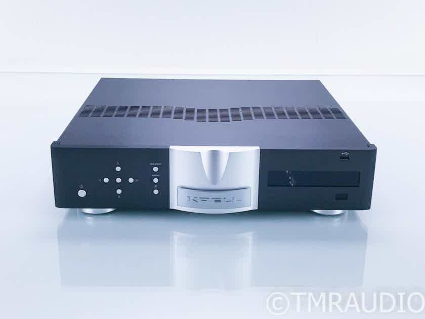 Krell Vanguard Stereo Integrated Amplifier; Remote (16969)