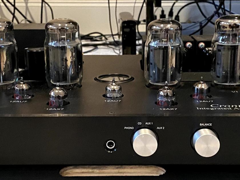 Rogue Audio Cronus Magnum 2 with input tube upgrade