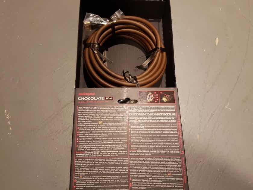 AudioQuest Chocolate HDMI 5M