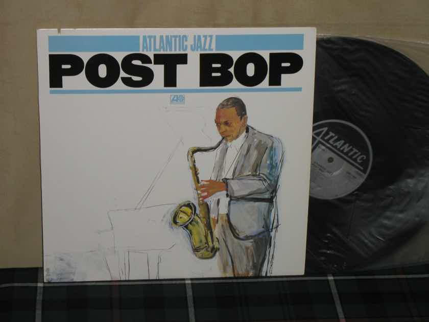 "Atlantic Jazz - ""Post Bop"" Atlantic 81705-1"