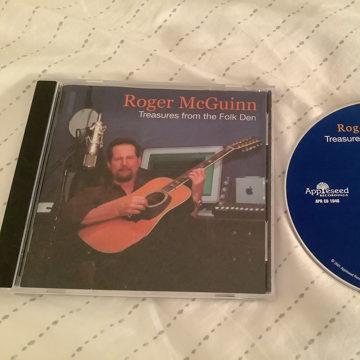 Roger McGuinn Treasures From The Folk Den