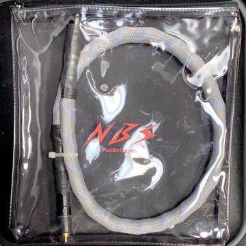 NBS Audio Cables Omega II AES /EBU to RCA 1 m Dig