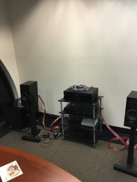 Ultimate office system II, Naim, PMC, Nordost