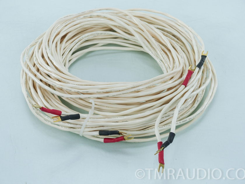 Tara Labs Space & Time Phase II Tara Speaker Cables; 35' Pair  (8596)