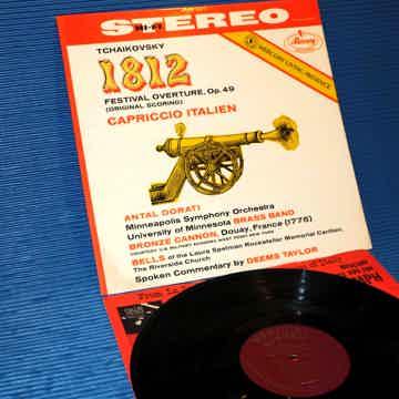"""TCHAIKOVSKY / Dorati   - """"1812 Overture"""" - Mercury Livi..."""