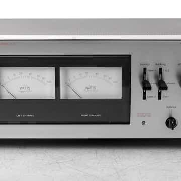 5L15 Vintage Stereo Integrated Amplifier