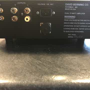 David Berning zh-270 power supply upgrade