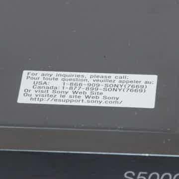 Sony BDP-S5000es